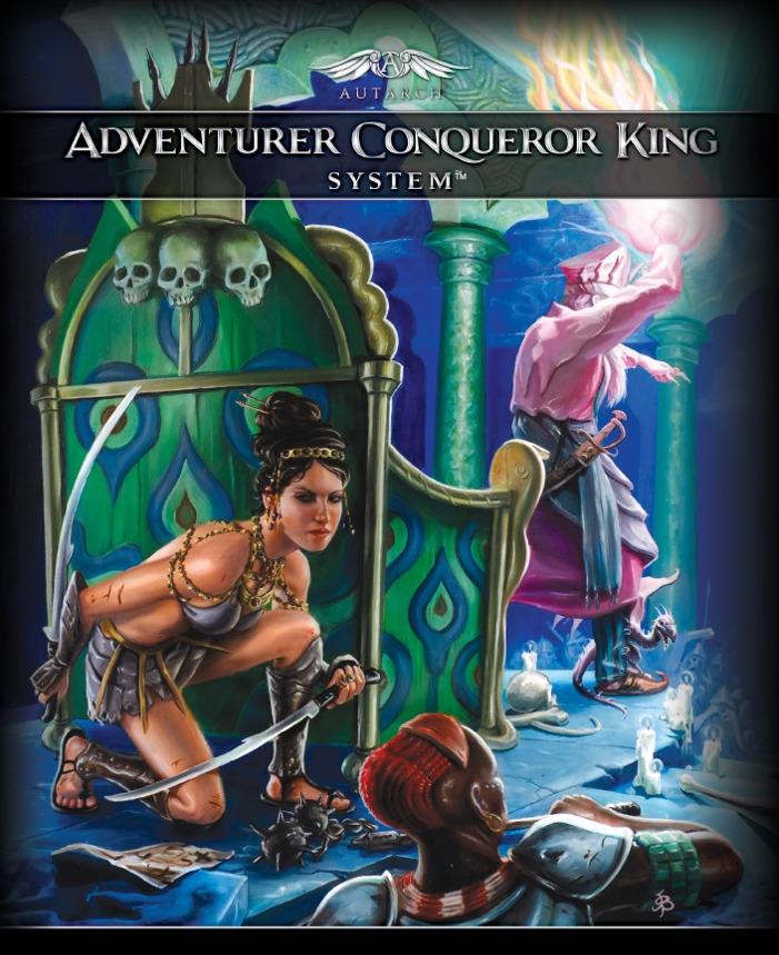 Adventurer Conqueror King